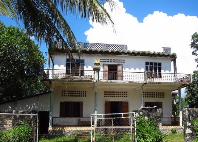 Les villas de l'époque coloniale: