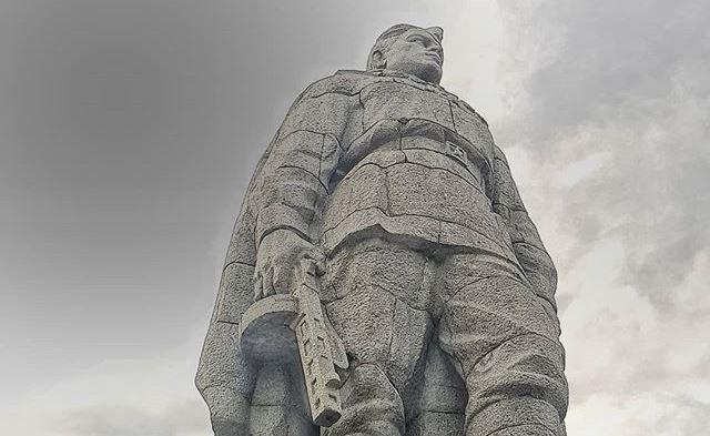 Le mont des libérateurs à Plovdiv