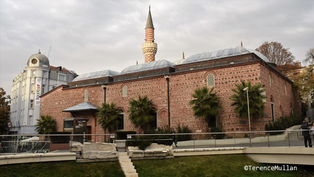 La Mosquée Dzhumaya à Plovdiv